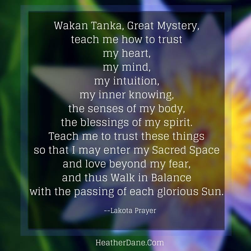 Summer Thanksgiving Meditation for Renewal & Hope