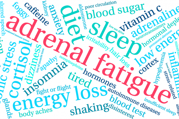 Adrenal Fatigue: Symptoms & Solutions