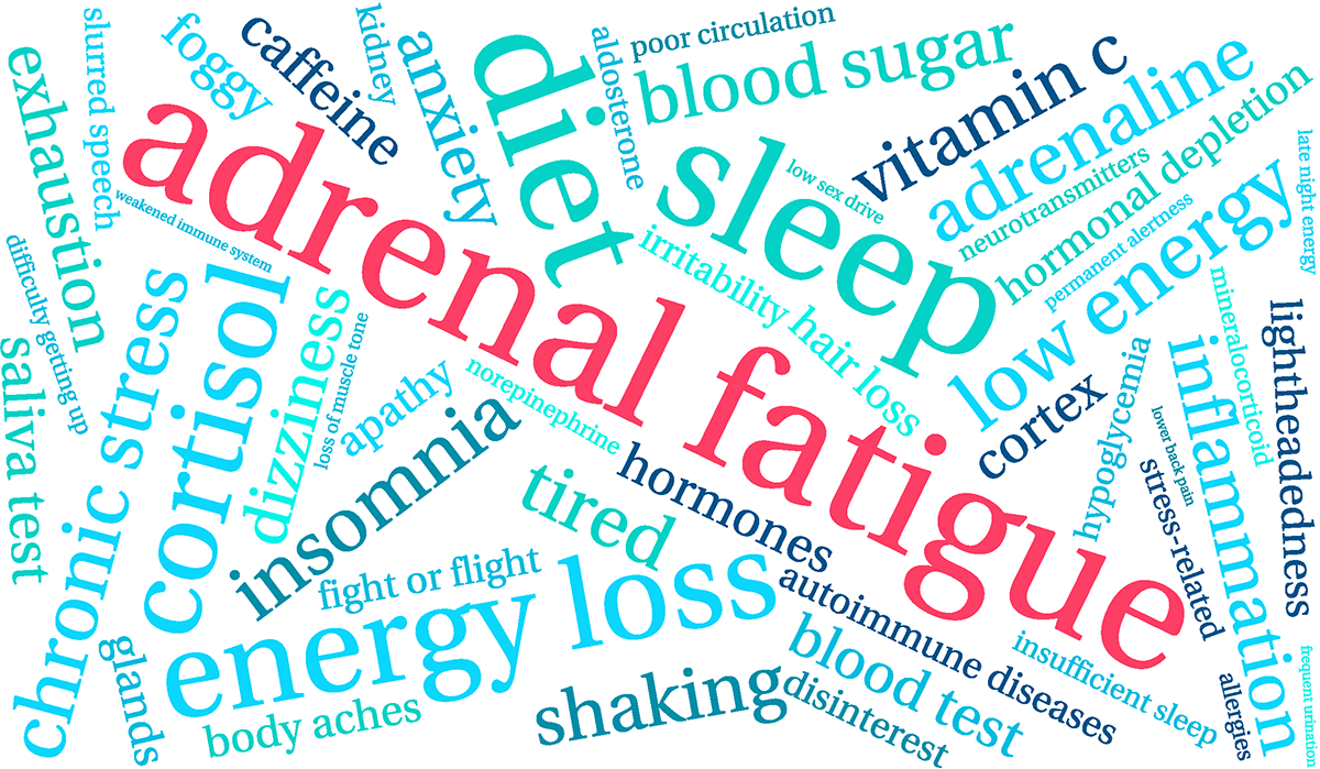 Adrenal fatigue affects at least 66% of people worldwide, causing many symptoms. Dondi Dahlin and Heather Dane discuss why it is so common and how to heal.
