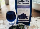 At the food markets in Chiang Mai, I saw giant bags of beautiful dried flowers. I asked why Butterfly Pea Flower Tea is so popular, here's what I learned.