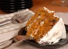 This recipe for carrot cake doubles as a Christmas fruit cake and even though it's grain-free, it will satisfy even your non-Paleo guests!