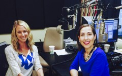 Christa Orecchio with Heather Dane on Hay House Radio