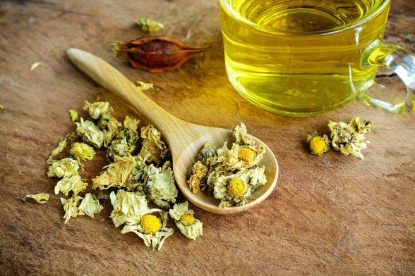 Benefits Of Chrysanthemum Tea Heather Dane