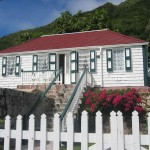 Daphne Cottage on Saba