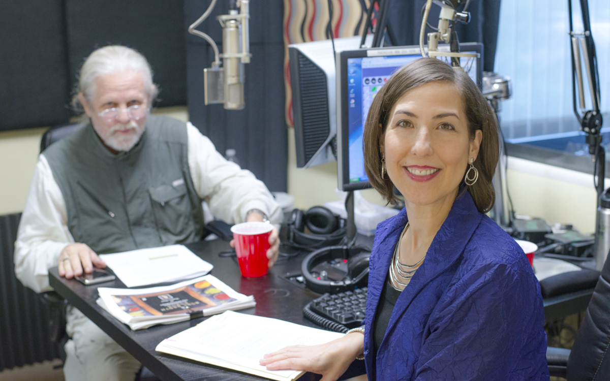 Dr. Jeffrey Thompson with Heather Dane on Hay House Radio