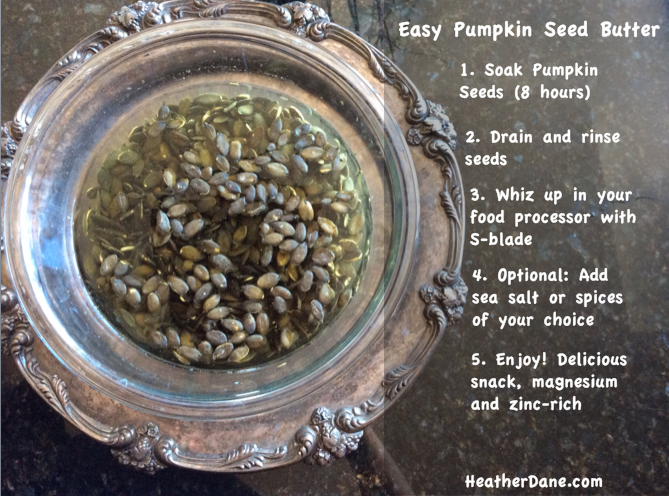 Easy Pumpkin Seed Butter Recipe