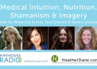 Discover new techniques to hone your intuition skills, tapping into all parts of your brain, body, and emotional energy centers. Learn how to zero in on the most critical areas that need healing for yourself or others. If you've been seeking to develop or expand your intuition, this show is for you!
