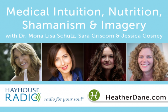 Medical Intuition, Nutrition, Shamanism & Imagery