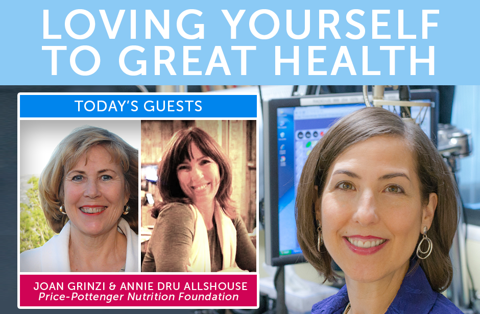 Joan Grinzi and Annie Dru Allshouse join Heather Dane on Hay House Radio