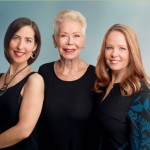 Heather Dane and Louise Hay with Ahlea Khadro