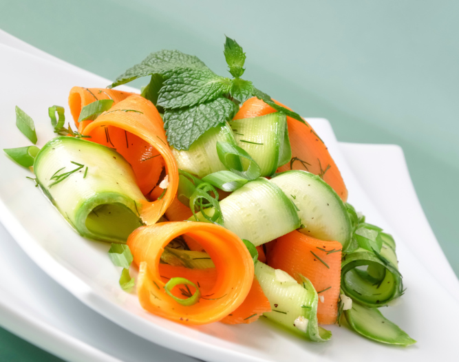 Magic Zucchini and Carrots Recipe