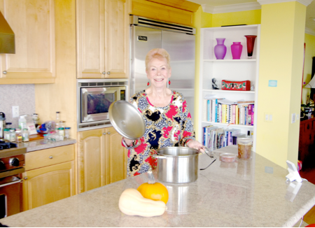 Louise Hay Making Bone Broth
