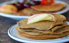 Sunny Good Pancakes