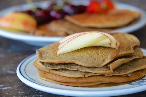 Sunny Good Healthy Pancakes