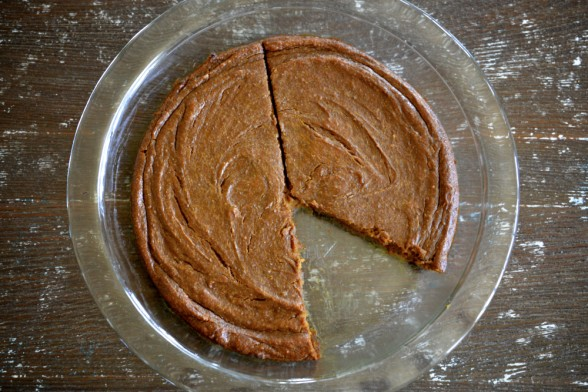 Sweet Squash Pie (Vegan)