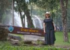 """I received an e-mail from Mollie Langer at Hay House about planting trees for Louise Hay. I told my husband """"I want to plant her a tree here in Thailand."""""""
