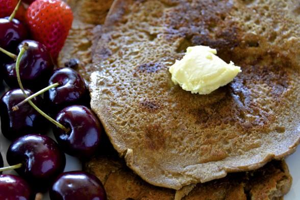 Gluten Free Pancakes or Waffles